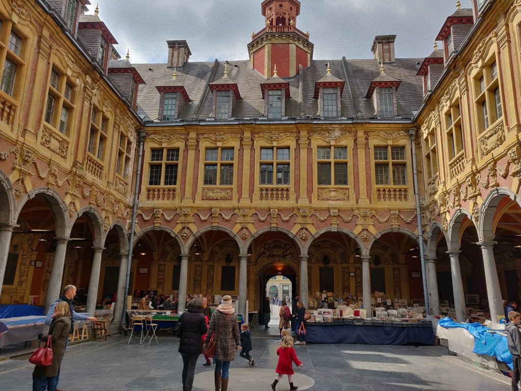 vieille bourse of lille