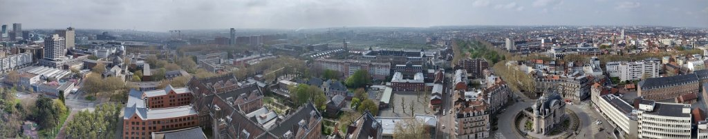 view from the belfry lille
