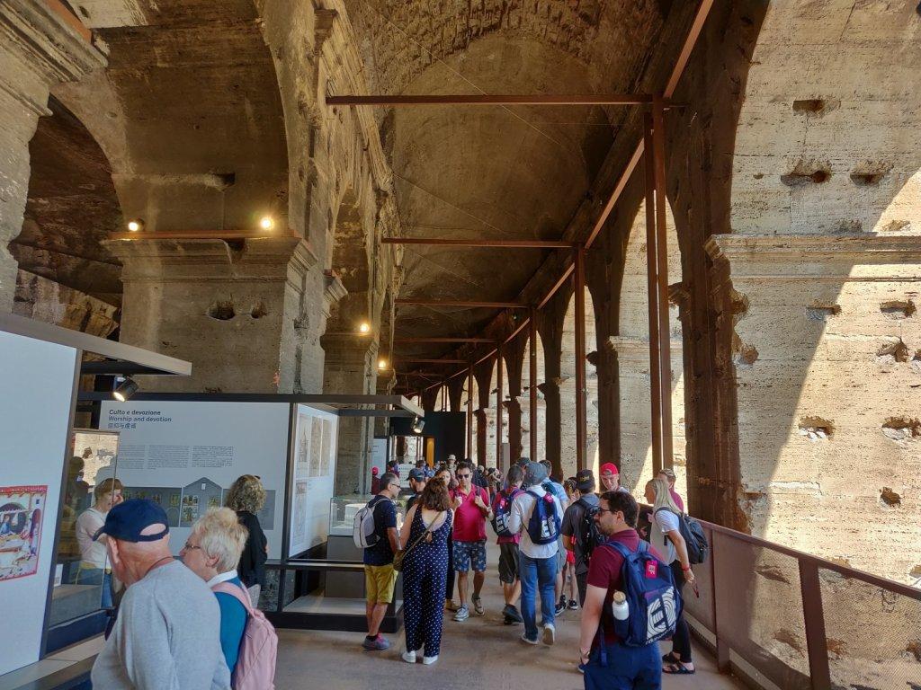 expositions temporaires colisée rome