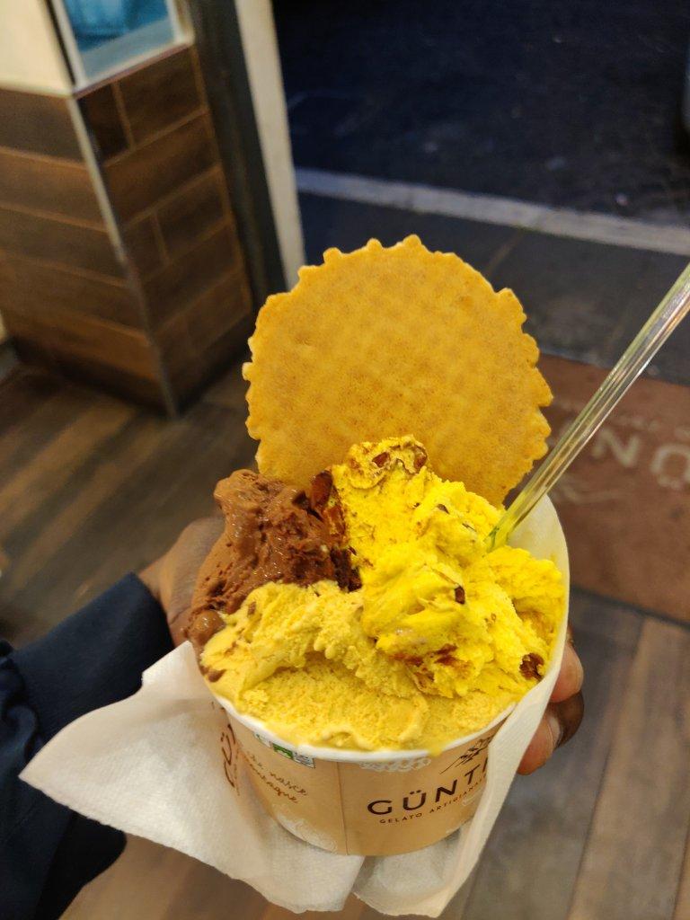 gelato rome