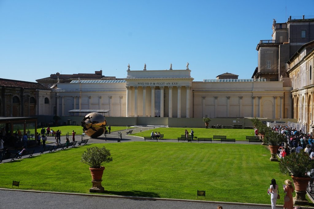gardens of the vatican rome