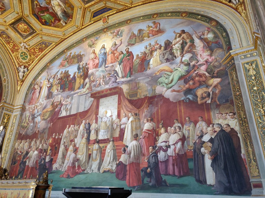 work of art vatican