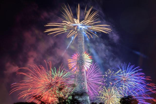 bastille day paris