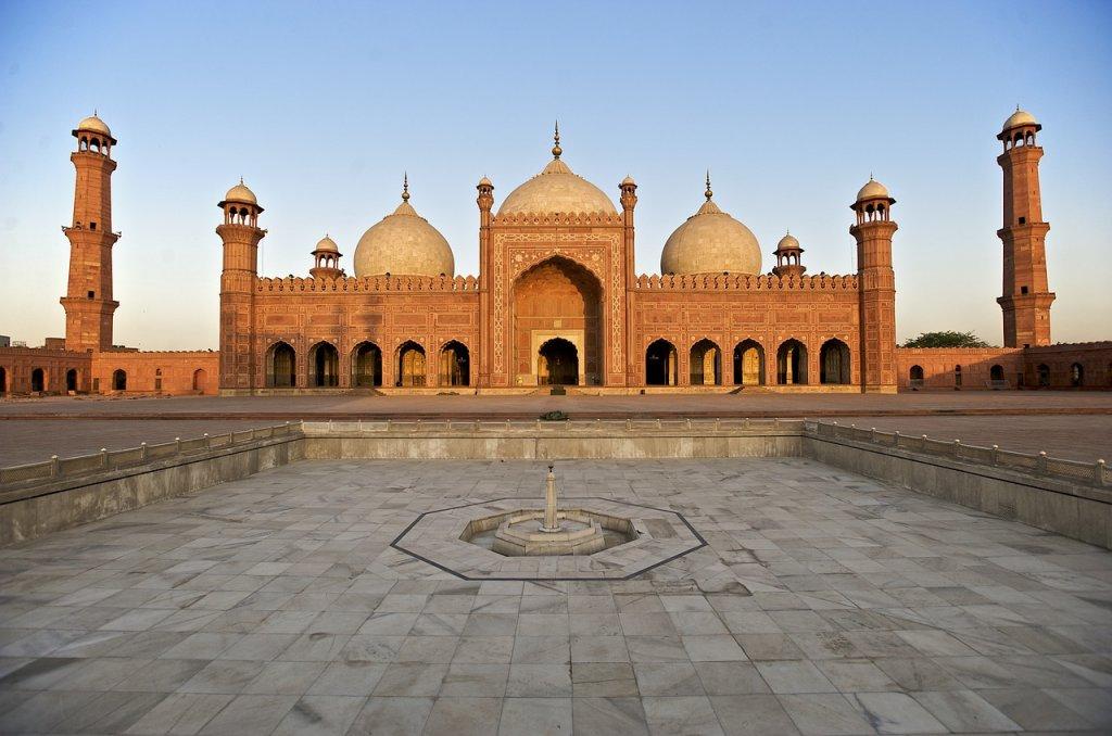 mosquee badshahi lahore pakistan
