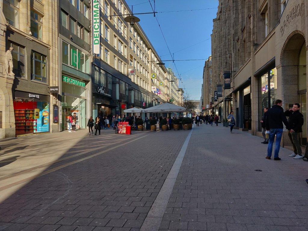 city center hamburg