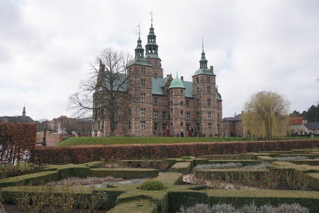 rosenborg castle copenhagen
