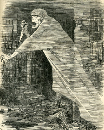 jack the ripper ghost tour london