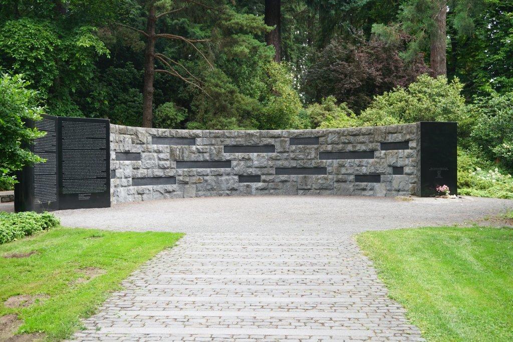 oregon holocaust memorial portland