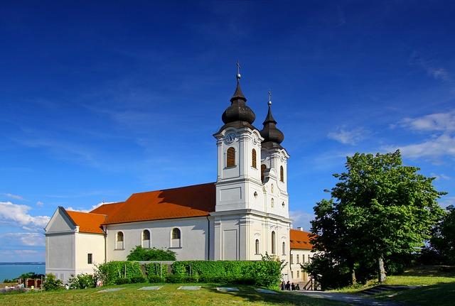 abbaye de tihany